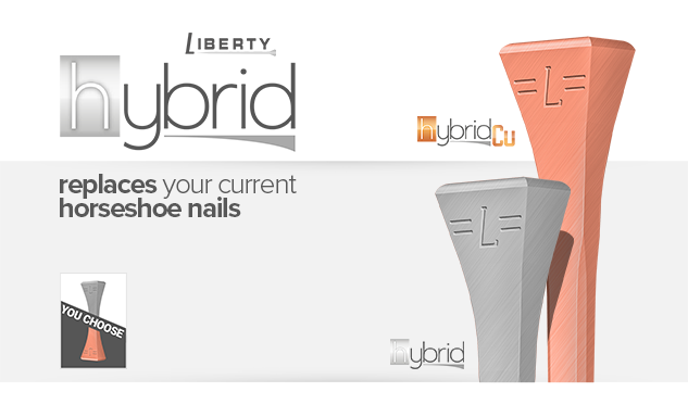 Hybrid replaces your current nails